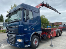 DAF XF105 truck used container