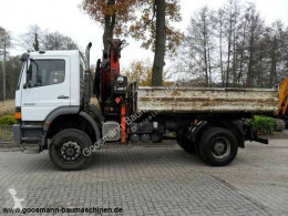 Грузовик Atlas Mercedes-Benz 1823 Atego mit Ladekran платформа бортовой б/у