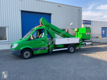 Mercedes Ruthmann TB 220, Hoogwerker, 22 meter, utilitaire nacelle occasion