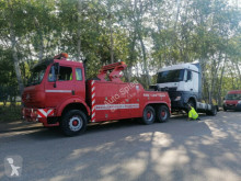 Mercedes tow truck 2644 SK 6x4 origimal KM!