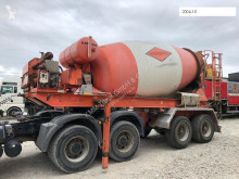 Karrena concrete mixer concrete semi-trailer Betonmischer Karrena 9/5/A/S
