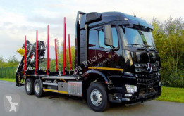 Mercedes Holztransporter Arocs 2651