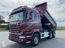 Camion benă Scania R580 V8 6X4 FULL STEEL HUB REDUCTION MULDEN EURO 6