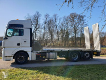 MAN TGX26.440 truck used heavy equipment transport