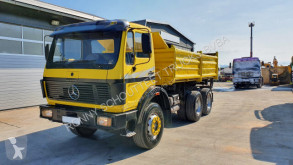 Camion benne occasion Mercedes 2628K - 6x4