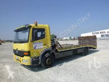 Camion plateau occasion Mercedes Atego