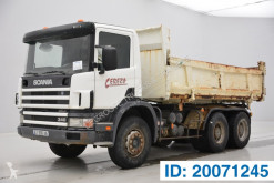 Scania two-way side tipper truck 114.340 -