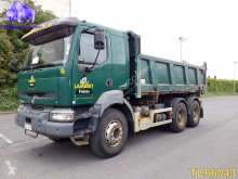 Camion benne occasion Renault Kerax 420
