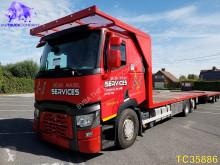 Renault flatbed truck Renault_T 520