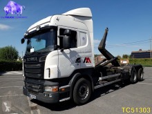 Camion porte containers occasion Scania R 500