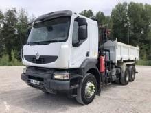 Camion bi-benne occasion Renault Kerax 370 DXI