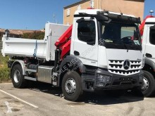 Mercedes two-way side tipper truck Arocs 1835 K