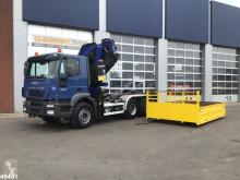Camion Iveco Trakker cassone usato
