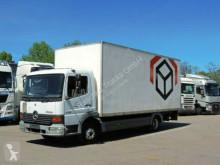 Ciężarówka furgon Mercedes Atego 815*Schaltgetriebe*Ladebühne*
