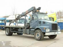 Camion Volvo N 10 20 /Pritsche/Kran *Schaltgetriebe* plateau ridelles occasion