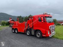 Camión caja abierta teleros Volvo FH 520 Vulcan V70 (Scania-)
