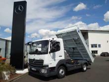 Camion tri-benne Mercedes Atego 816 K 4x2 Meiller Kipper + AHK NEU