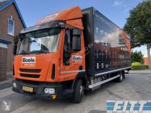 Camion Iveco ML80EL 16/P - 7490KG - gesloten bak met klep NL