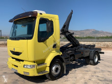 Camion Renault MIDLUM 210.14 polybenne occasion