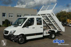 Mercedes three-way side tipper van 513 CDI Sprinter, 3-Seitenkipper, 2,9mtr. lang