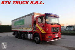 Camion MAN FE FE 410 A MOTRICE CENTINATA 4 ASSI usato