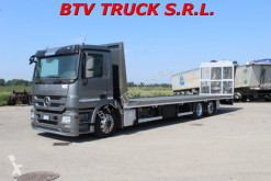 Camion Mercedes Actros ACTROS 25 41 PIANALE CON RAMPE 9,80 MT EURO 5 occasion