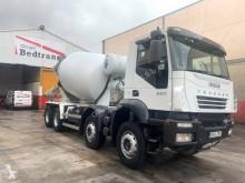 Iveco concrete mixer truck Trakker 350