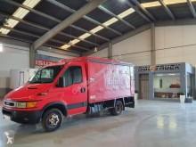 Camion Iveco Daily 40C12 rideaux coulissants (plsc) occasion