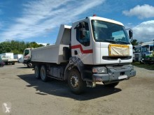 Camion Renault Kerax 380 benne TP occasion