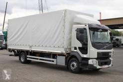 Камион шпригли и брезент Volvo FL 280, 16 t Pritsche Plane LBW AHK Klima