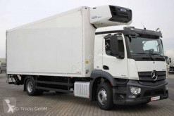 Mercedes refrigerated truck 1832 L ANTOS 7,9m LBW 2xVerdampfer