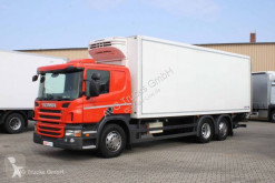 Camion furgon Scania P 410 6X2*4 EURO6 Lenkachse Retarder LBW 2 t