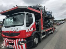 Renault car carrier truck Premium 340.19 DXI