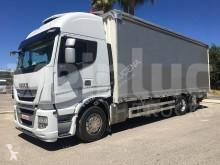 Camión lonas deslizantes (PLFD) usado Iveco Stralis HI-WAY