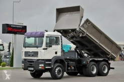 Camion benne MAN TGA 33.360/6X4 /2 SIDED TIPPER/ BORTMATIC