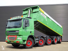 Ginaf tipper truck X 5150 / 10x2 ASPHALT KIPPER / ISOLATED / 25m3