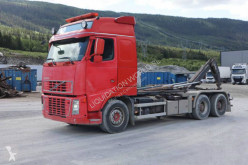 Camion Volvo FH16 610 Gancho Palift 20T (Scania-Renault) porte containers occasion