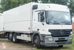 Camion remorque Mercedes Actros ACTROS 2544 KOMPLETTER ZUG SCHALTUNG KLIMA 6x2 fourgon occasion