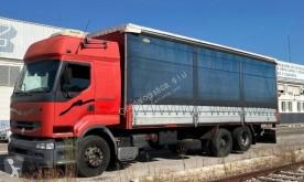 Camión lona corredera (tautliner) usado Renault Premium 340.26