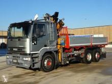 Iveco Eurotech 240E42 LKW gebrauchter Dreiseitenkipper