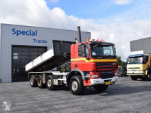 Camion porte containers occasion Ginaf X 4446 TS + NCH 30T (Euro 5)