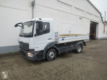 Mercedes three-way side tipper truck Atego 3 1021 K 3 1021 K Meiller 3-Seiten