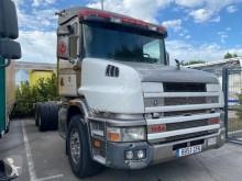 Camion Scania Torpedo châssis occasion