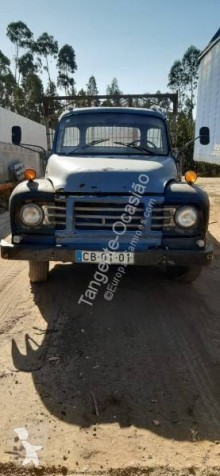 Used construction dump truck Bedford