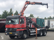 Camion porte containers occasion Mercedes Actros