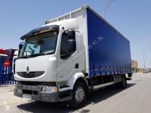Ciężarówka Plandeka używana Renault Midlum 240.16 DXI