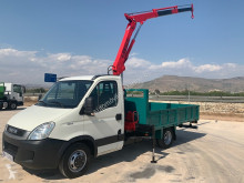 Camion Iveco DAILY 35C11 second-hand