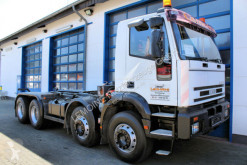 Camion châssis occasion Iveco 340 E37H 8x4 Chassi Blatt/Blatt manual steel