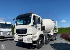 Camion MAN TGS 35.440 8x4 // BETONOMIESZARKA STETTER SCHWING 9m3 // béton occasion