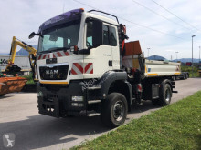 Camion MAN TGA 18.360 benne occasion